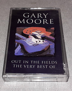 Лицензионная кассета Gary Moore - Out In The Fields - The Very Best Of