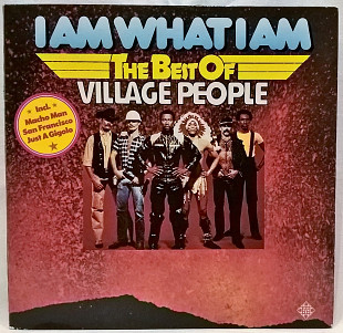 Village People ‎ (I Am What I Am - The Best Of Village People) 1977-79. (LP). 12. Vinyl. Пластинка.