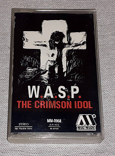 Кассета W.A.S.P. - The Crimson Idol