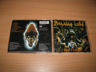 RUNNING WILD - Black Hand Inn (1995 Noise 1st press, USA)