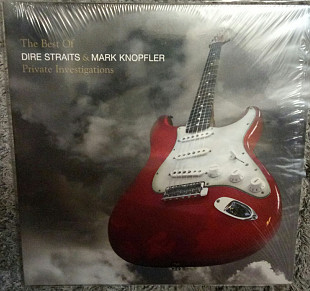 АКЦИЯ! Dire Straits & Mark Knopfler--The Best Of Private Investigations- 2LP