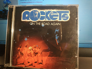 ROCKETS''ON THE ROAD AGAIN''CD