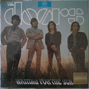 Пластинка The Doors ‎– Waiting For The Sun 1968 (Re 2013, Elektra K 42041 075596066112, Germany)