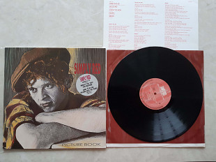 SIMPLY RED PICTURE BOOK ( ELEKTRA EKT 27 / 960 462-1 ) 1985