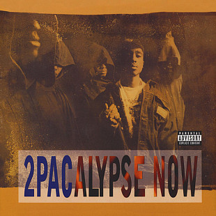 2Pac ‎ (2Pacalypse Now) 1991. (2LP). 12. Vinyl. Пластинки. U.S.A. S/S. Запечатанное.