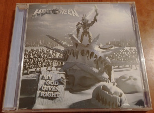 Helloween ‎– My God-Given Right