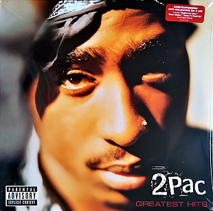 2Pac ‎ (Greatest Hits) 1991-96. (4LP). 12. Vinyl. Пластинки. Europe. S/S. Запечатанное.