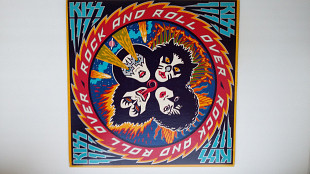 Kiss «Rock and Roll Over» 1976 (USA)