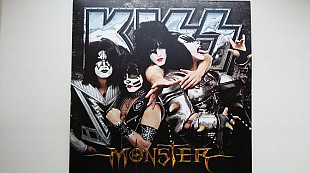 Kiss «Monster» 2012 (USA, LP, 180 gr)