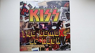 Kiss «The Demos Of Rock» 1999 (2-nd press USA, 2010, LP, Bootleg)